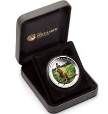 2014 KANGAROO WORLD MONEY FAIR BERLIN 1oz Silver Proof Coin