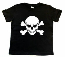 Skull Kinder T-Shirt Totenkopf Gothic