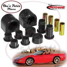Prothane 7-1173-BL Frt Sway Bar 32mm & End Link Bushing Kit C4 Corvette 84-87