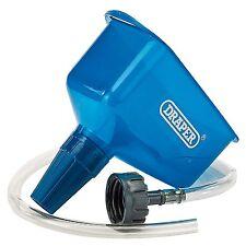 Draper Coche/Mecánico/garaje caja de cambios de aceite Embudo con tubo de transmisión - 26327