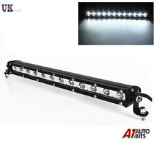 13 Inch 36W LED Slim Work Light Bar Spot Off-Road Driving SUV 4x4 Bullbar 12-24v