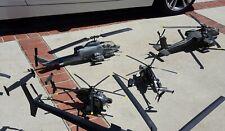 New Vintage 1:18 Ultimate Soldier Bbi Elite Force Ah-1 Cobra Helicopter Gunship!