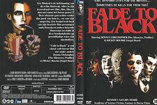 Fade to Black (DVD, nl)