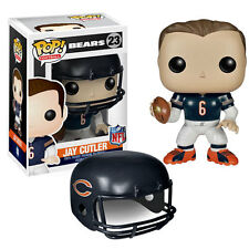 Jay Cutler Chicago Bears Pop! Football NFL Vinyl Figure by FUNKO NIB 23 NIP
