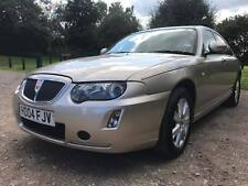 ROVER 75 CONNOISSEUR CDTI AUTO DIESEL 130 BHP BMW CHAIN DRIVEN ENGINE FSH