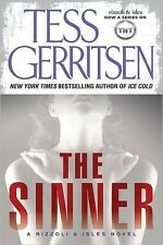 Tess GERRITSEN / [Rizzoli & Isles 03] The SINNER                  [ Audiobook ]