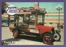 Ford Popcorn Wagon Imperial Palace Coll. Las Vegas Car Trading Card Not Postcard