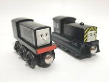 Thomas & Friends Wooden Railway Engine DIESEL Mavis Train Engine Wood