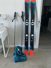 16-17 Rossignol Sky 7 HD With Bindings,poles,Bag And Boots!