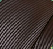 Carbon Fibre Self Adhesive Vinyl Sheet - Air Release - Top Quality Branded