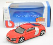 AUDI R8 1:43 Car NEW Model Metal Diecast Models Cars Die Cast Miniatures
