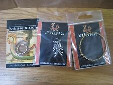 Viking Jewellery - Ring / Bracelet / Pendant   -   Set Of 3