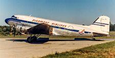 Piedmont Airlines DC-3 10x20 Photo (APPM10061)