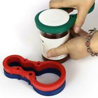 Universal Brauchbare Flaschenöffner Deckel Einmachglas Grip Easy Aid E7L2