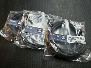 3X Omron EE-1010 Connector Cable 2M
