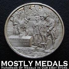 Franklin Mint Sterling Silver Mini-Ingot: 1828 Baltimore & Ohio Railroad.