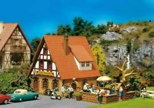 Faller 130314 Maison d'hôtes avec Jardin de bière NOUVEAU & VINTAGE