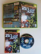 Tron 2.0 Killer App Xbox Original (Disc in great condition)