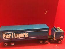 ERTL Pier 1 Truck Vintage 18 Wheeler