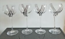 More details for vintage caithness panache wine glasses (4)