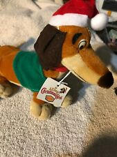 Christmas Denny's All Dogs Christmas Carol Itchy Hat With Tag 1998 Plush Stuffed