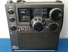 Vintage Sony ICF-5900W Portable Shortwave Radio Receiver w/ FM MW & 3 SW Bands!