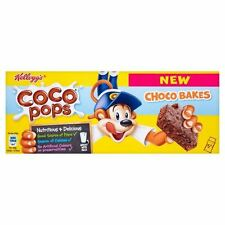 Kelloggs Coco Pops Choco Bakes 5 per pack
