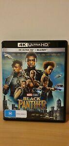 Black Panther (Blu-ray, 2018, 2-Disc Set)
