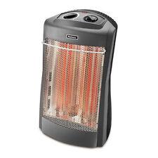 Termoventilatori nero con termostato
