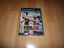 FIFA 06 2006 DE EA SPORTS PARA LA SONY PLAY STATION 2 PS2 NUEVO PRECINTADO