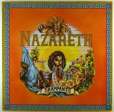 "12"" LP - Nazareth  - Rampant - K7089 - cleaned"