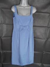 FENN WRIGHT MANSON Azure Dress Size 10, Cotton Blend rrp £175 Wedding Guest