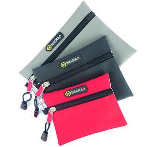 CK Magma MA2740 3 Pocket Storage Pouches Zip Pouch Bag Case Rucksack Belt