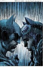 BATMAN #50 (2018) Catwoman Wedding Issue Jim Lee Variant 7/4/18
