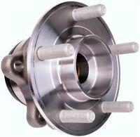Axle Bearing and Hub Assembly-Wheel Bearing and Hub Assembly Rear SKF BR930874