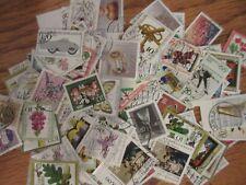 Ca. 200 Marken BRD - Nur Zuschlagsmarken  gestempelt Lot 4   (Ki-0)