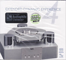 """Extended Dynamic Experience Vol.4"" STS Digital MW Coding Process Audiophile CD"