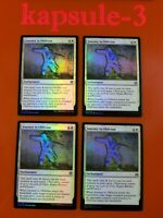 English Zendikar Rising MTG Magic 4x Journey to Oblivion Foil NM-Mint