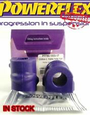 PFF80-1003-17 Powerflex Front Anti Roll Bar Bush 17mm fit Vauxhall / Opel