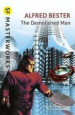 The Demolished Man by Alfred Bester (Paperback) New Book