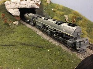 UP 3975 Challenger Steam locomotive