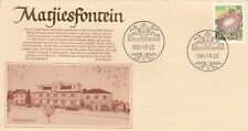 South Africa 1981 Matjiesfontein Cover Unaddressed VGC