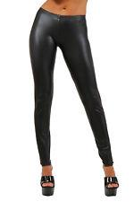 Pantalon femme sexy noir SLIM Taille basse 36 / S NEUF
