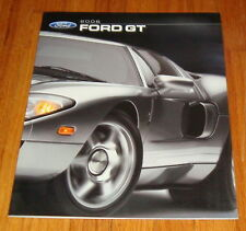 Original 2006 Ford GT Foldout Sales Brochure