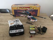 Twister V2 Remote Control Helicopter Boxed