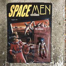 "Custom Outer Space Men 2"" Figure Star Battlestar Buck Flash Robot Alien Wars"