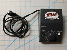 ATLAS MODEL RAILROAD CO MODEL 311 HOBBY TRANSFORMER POWER SUPPLY