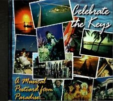 Celebrate The Keys A Musical Postcard from Paradise  BRAND  NEW SEALED CD