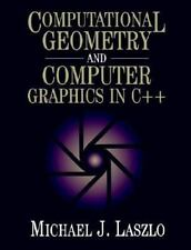 Computational Geometry and Computer Graphics in C++-ExLibrary