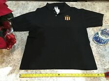 VINTAGE GAMING PROMOTIONAL AGE OF EMPIRES III Microsoft Windows Polo L XMAS GIFT